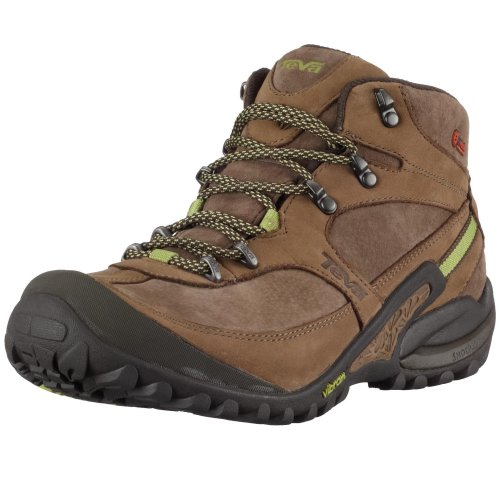 Teva Dalea Mid E Vent Hiking Boots - Major/Brown