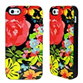 Sonix Inlay Case for iPhone 5/5s - Blossom Print