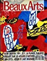 BEAUX ARTS MAGAZINE [No 86] du 01/01/1991 - LA PLANETE DUBUFFET - ENQUETE SUR LES ATELIERS D'ARTISTES - VAN DICK - HITLER ET L'ART DEGENERE par Beaux Arts Magazine