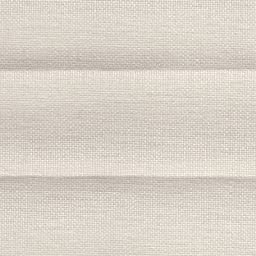 Super Saver Pleated Blinds, Transparent Pleated Shades, 32W x 37H, Spun Linen Warm White