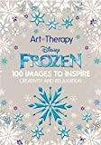 img - for Art of Coloring Disney Frozen: 100 Images to Inspire Creativity and Relaxation (Art Therapy) book / textbook / text book