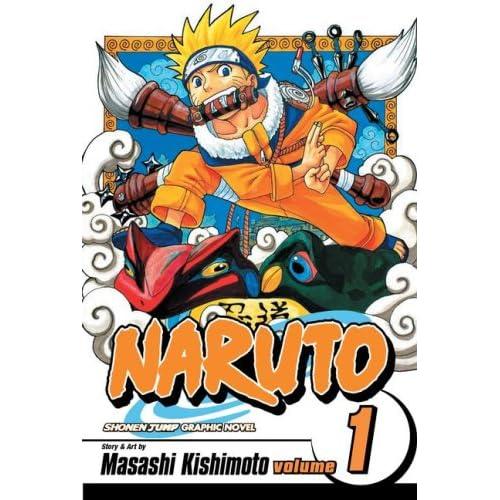 Naruto, Vol. 1: The Tests of the Ninja