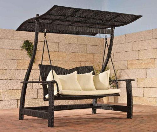hollywoodschaukel kaufen f r den eigenen garten. Black Bedroom Furniture Sets. Home Design Ideas
