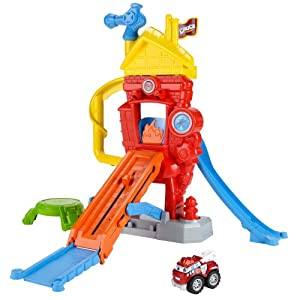 Chuck Fire Station Playset