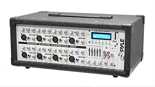 PYLE PMX840BT DJ Mixer (Crossover For Mixer Amplifier compare prices)