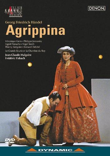 ヘンデル 歌劇《アグリッピーナ》アナトリエ・リリク・ドゥ・トゥルコワン 2003年 [DVD]