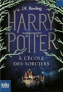 Harry Potter, tome 1 : Harry Potter à l'Ecole des Sorciers par  J. K. Rowling