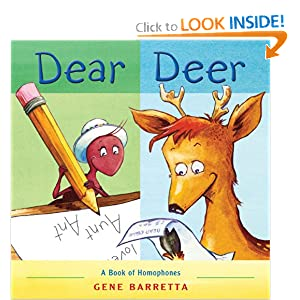 Dear Deer: A Book of Homophones