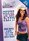 Dance Off the Inches: Country Line Dance Party [DVD] [Region 1] [US Import] [NTSC]