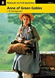 PLAR2: ANNE GREEN GABLES (CD-ROM PK) (Penguin Active Readers, Level 2)