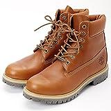 ティンバーランド(メンズ)(Timberland) ブーツ(6インチプレミアブーツ)【ブラウン/26.0】