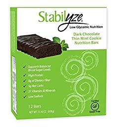 Dark Chocolate Thin Mint Cookie