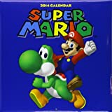 img - for By Nintendo - Super Mario Brothers 2014 Wall Calendar (Wall Calendars) (16m Wal) (7/17/13) book / textbook / text book