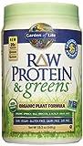 Garden of Life Raw Protein and Greens, Vanilla, 548 Gram