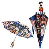 Disney Mickey Mouse Kid's Blue Umbrella - Toddler