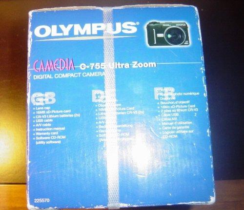 Olympus Camedia C-755