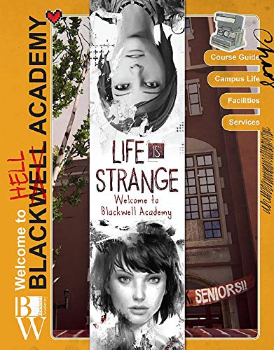 Life is Strange Welcome to Blackwell Academy [Forbeck, Matt] (Tapa Dura)