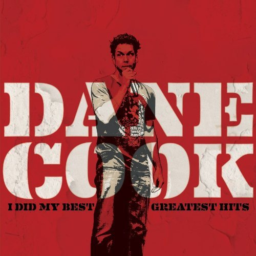 I Did My Best - Greatest Hits (2xCD) by Dane Cook (2010-11-22) (Dane Cook Cd compare prices)