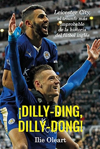 Portada del libro ¡Dilly-ding, dilly-dong! de Ilie Oleart Boeufve