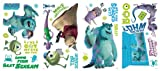 Disney's Monsters Inc. Wall Decals 18x40