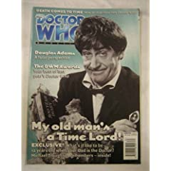 Doctor Who Magazine #306 July 2001 Patrick Troughton Douglas Adams by Panini Publishing Ltd.