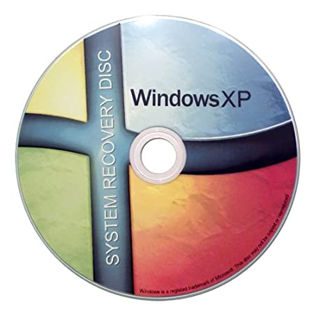 Windows XP Recovery Boot Disc Disk CD [ALL VERSIONS, ULTRA EDITION]