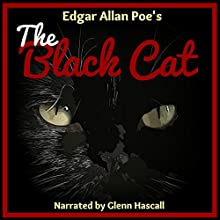 The Black Cat (       UNABRIDGED) by Edgar Allan Poe Narrated by Glenn Hascall