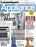Consumer Reports Appliance Buying Guide (October 2013)