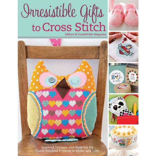 Design Originals Irresistible Gifts to Cross Stitch Book
