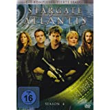 "Stargate Atlantis - Season 4 [5 DVDs]von ""Joe Flanigan"""