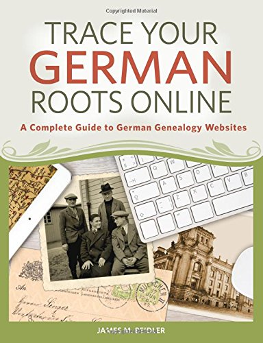 Trace Your German Roots Online: A Complete Guide to German Genealogy Websites PDF