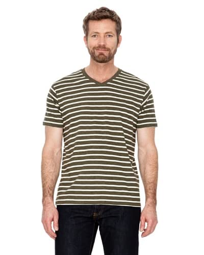 Cortefiel Camiseta Rayas