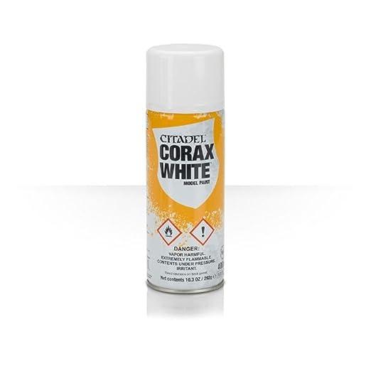 Bombe Aérosol Corax White Citadel