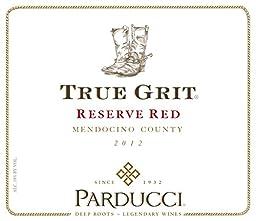 2012 Parducci True Grit Reserve Red 750 mL Wine