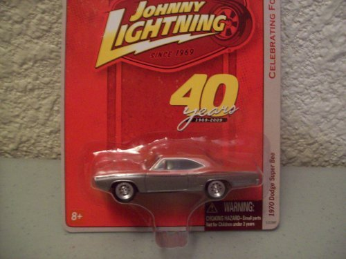 Johnny Lightning 2009 Celebrating 40 Years 1970 Dodge Super Bee