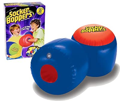 Big Time Toys Socker Bopper (Colors May Vary) from Big Time Toys