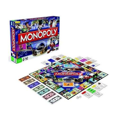 Hasbro Parker 19643103 Monopoly – Disney Edition Disney Edizione – Italian / Italiano günstig online kaufen