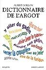 Dictionnaire de l'argot par Doillon