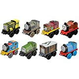 Fisher Price CHL90 Thomas & Friends Minis 8 pack Train