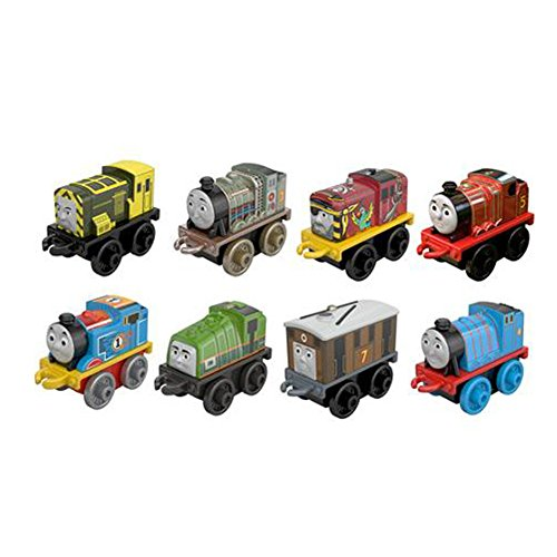Fisher Price CHL90 Thomas & Friends Minis 8 pack Train