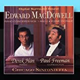 Edward MacDowell Piano Concertos Nos. 1 And 2 - Poème Erotique