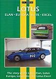 Colin Pitt Lotus Elan, Europa, Elite, Eclat, Excel