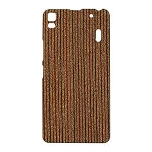 Armac TM Cork Board Wood Designer Protective Natural Back Case For Lenovo A7000 (Multi-Coloured)