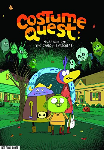 Costume Quest: Invasion of the Candy Snatchers PDF