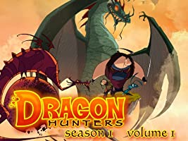 Dragon Hunters, Season 1, Volume 1