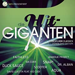 Die Hit Giganten - Dancefloor Hits