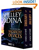 Magnificent Devices: Books 5-6 Twin Set: Two steampunk adventure novels in one set (Magnificent Devices box set Book 2)