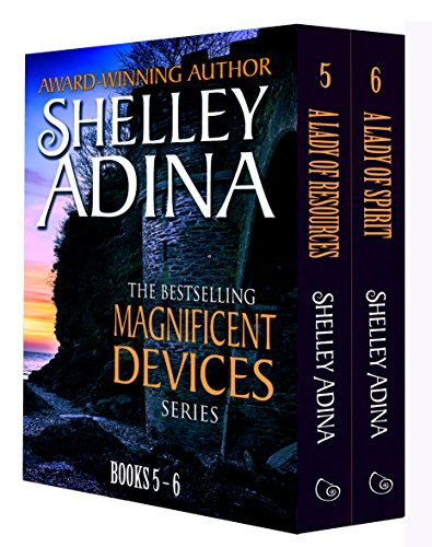 Magnificent Devices: Books 5-6 Twin Set: Two steampunk adventure novels in one set (Magnificent Devices Boxset Book 2) steampunk buy now online