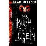 """Das Buch der L�genvon """"Brad Meltzer"""""""