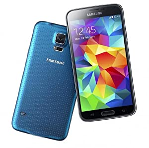 Samsung Galaxy S5 SM-G900H 16GB Factory Unlocked International Version - BLUE
